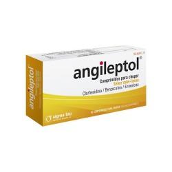 ANGILEPTOL MIEL-LIMON 30 COMP