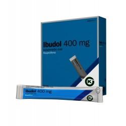 IBUDOL 400 MG SUS ORAL 20 SOB 10 ML