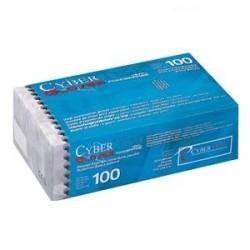 GUANTES VINILO / NITRILO TALLA L 100UD