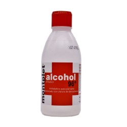 ALCOHOL 96º MONTPLET 250ML