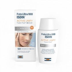 FOTOULTRA ISDIN 100 ACTIVE UNIFY FUSION FLUID 50 ML