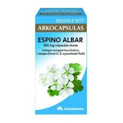 ARKOCAPSULAS ESPINO ALBAR 350MG 48CAPS