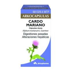 ARKOCAPSULAS CARDO MARIANO 50 CAP