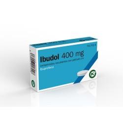 IBUDOL 400 MG 20 COMP
