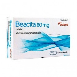 BEACITA 60 MG 84 CAP BLISTER