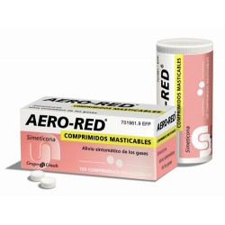 AERO RED 40MG 100 COMP MASTICABLES