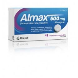 ALMAX 500 MG 48 COMP