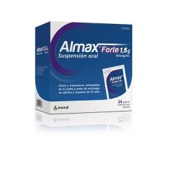 ALMAX FORTE 1.5 24 SOBRES SUSP ORAL
