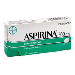 ASPIRINA 20 COMP