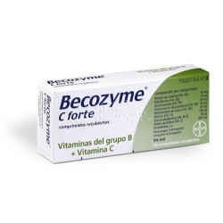 BECOZYME C FTE 30 GRAG