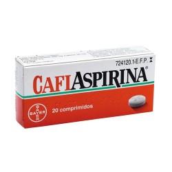 CAFIASPIRINA 20 COMP