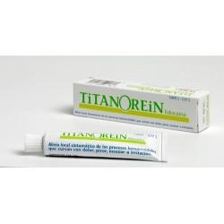 TITANOREIN CREMA 20 G