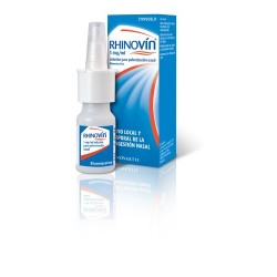 RHINOVIN 1 MG/ML NEBULIZADOR NASAL 10 ML